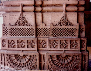 Ahmedabad Moschee Relief